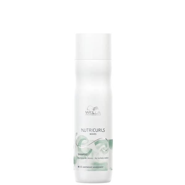 Wella Professionals Nutricurls Shampoo for Waves 250ml