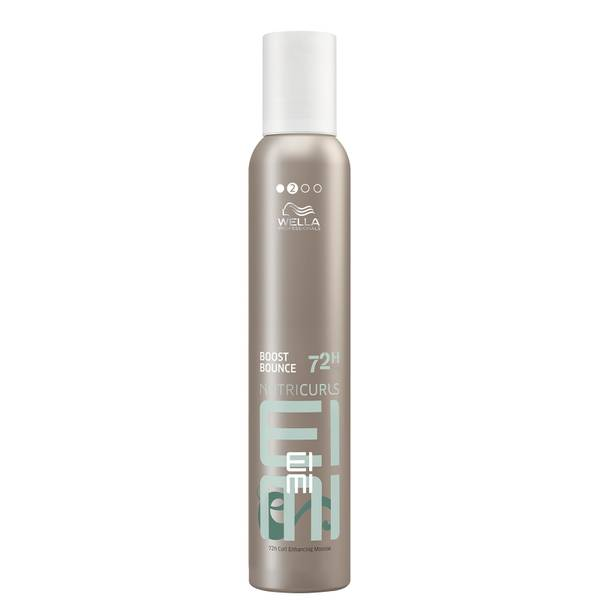 Wella Professionals EIMI Nutricurls Boost Bounce Curl Mousse 300ml