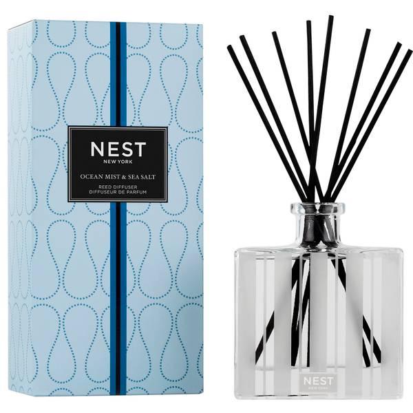 NEST Fragrances Ocean Mist Sea Salt Reed Diffuser (5.9 fl. oz.)
