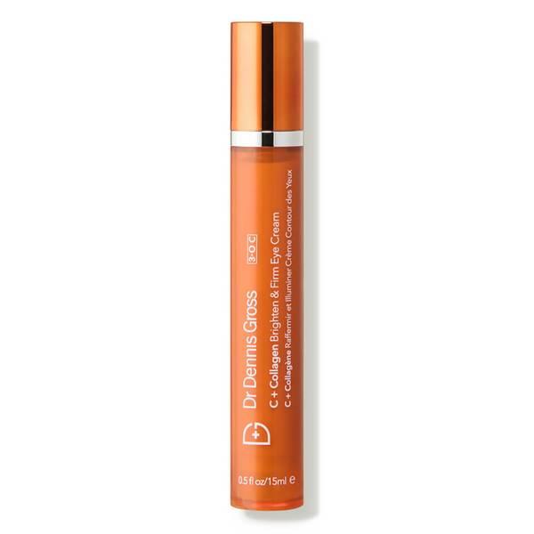 Dr Dennis Gross C + Collagen Brighten Firm Eye Cream (0.5 fl. oz.)