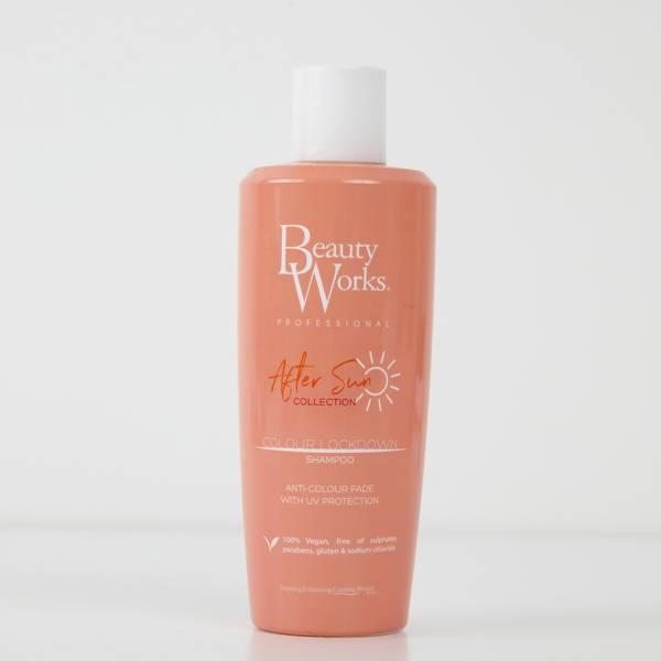 Beauty Works After Sun Colour Lockdown Shampoo 250ml