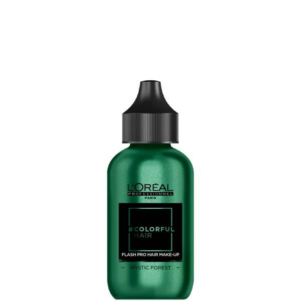 L'Oréal Professionnel Flash Pro Hair Make-Up - Mystic Forest 60ml