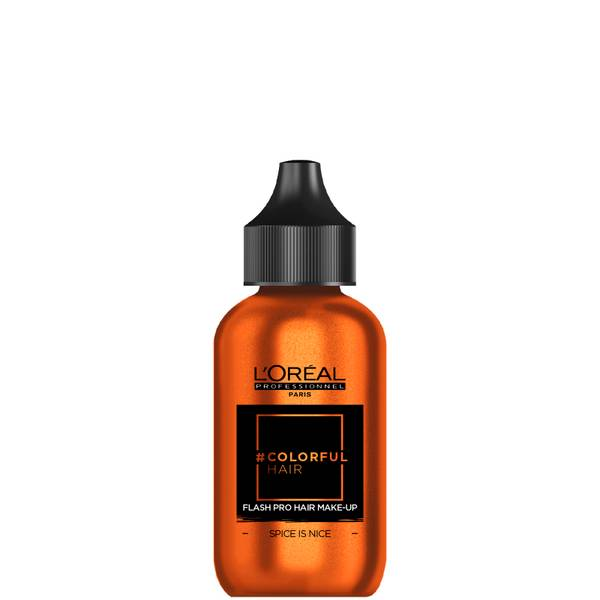 L'Oréal Professionnel Flash Pro Hair Make-Up - Spice is Nice 60ml
