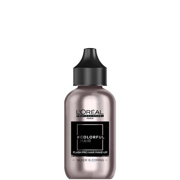 L'Oréal Professionnel Flash Pro Hair Make-Up - Silver is Coming 60ml