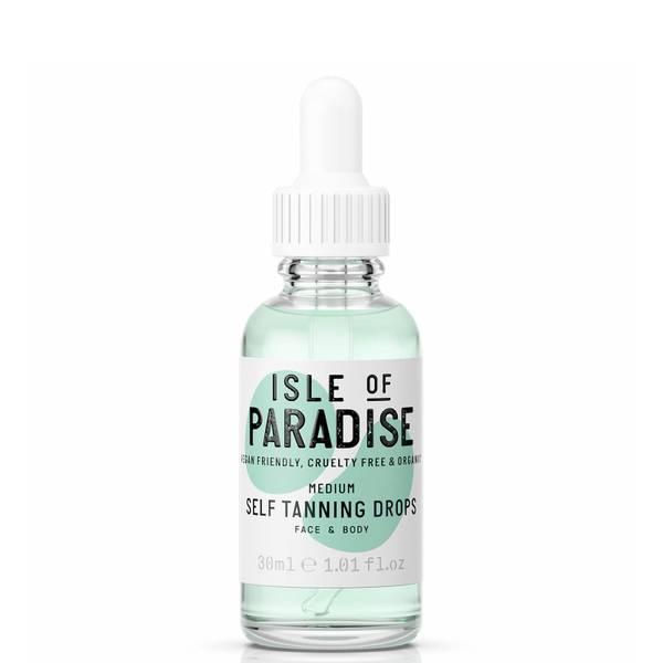 Isle of Paradise Self-Tanning Drops - Medium 30ml