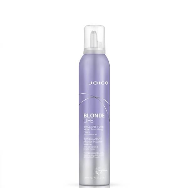 Joico Blonde Life Brilliant Tone Violet Smoothing Foam 190g