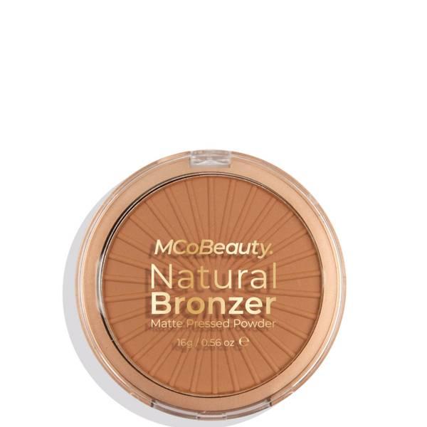 MCoBeauty Natural Bronzer Matte Pressed Powder 16g