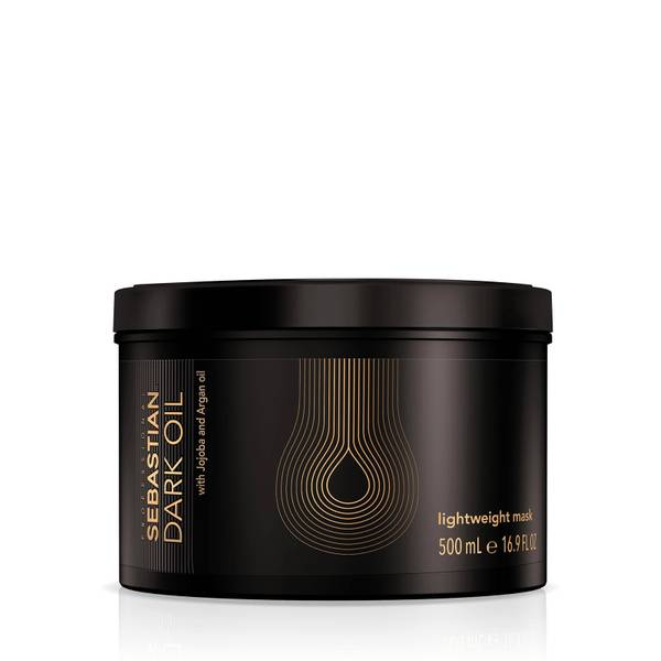 Sebastian Professional Dark Oil Lightweight Mask 500ml