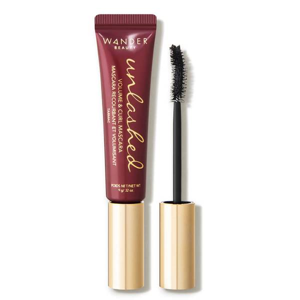 Wander Beauty Unlashed Volume and Curl Mascara (0.32 oz.)