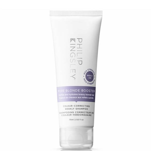 Philip Kingsley Pure Blonde Booster Shampoo 75ml