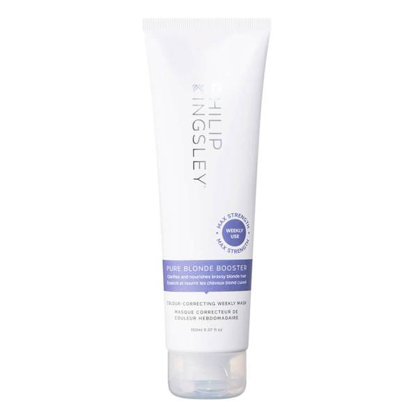 Philip Kingsley Pure Blonde Booster ColourCorrecting Weekly Mask (5.07 fl. oz.)