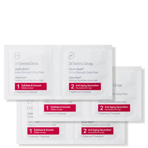 Dr Dennis Gross Alpha Beta Extra Strength Daily Peel - Packettes (30 count)