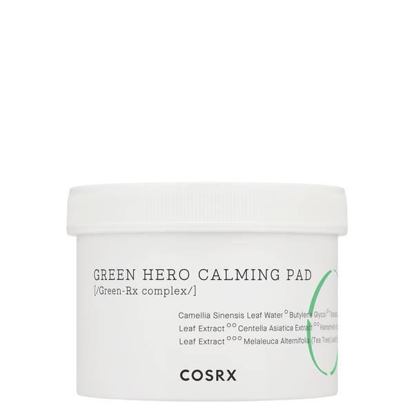 COSRX One Step Green Hero Calming Pad (70 Pads)