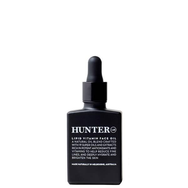 Hunter Lab Lipid Vitamin Face Oil 30ml