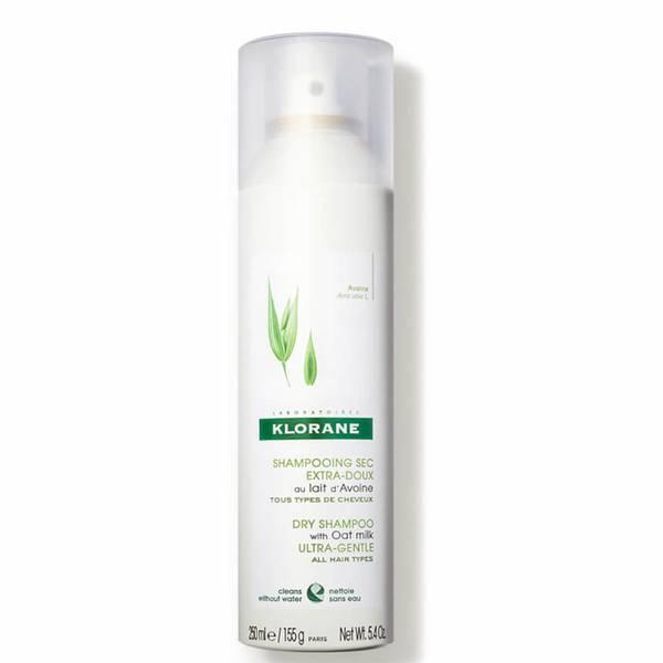 KLORANE Dry Shampoo with Oat Milk - All Hair Types (5.4 oz.)