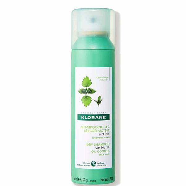 KLORANE Purifying Dry Shampoo with Nettle for Oily Hair 150ml