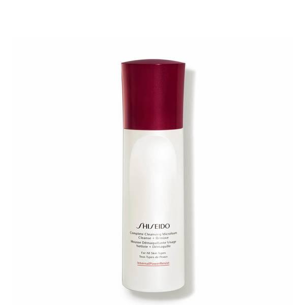 المنظف الرغوي Cleansing Microfoam من Shiseido بحجم 180
