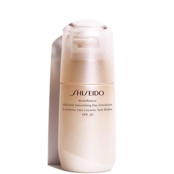 Shiseido Benefiance Wrinkle Smoothing Day Emulsion 75ml