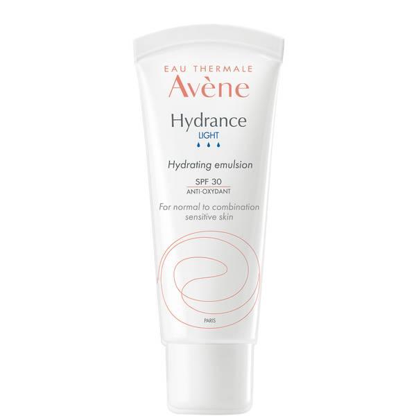 Avène Hydrance Light-UV Hydrating Emulsion SPF30 Moisturiser for Dehydrated Skin 40ml