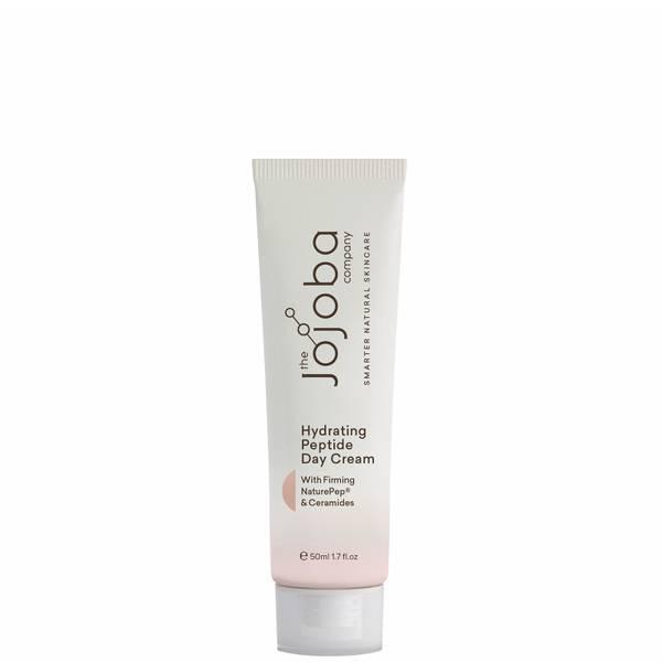 The Jojoba Company Hydrating Peptide Day Cream 50ml