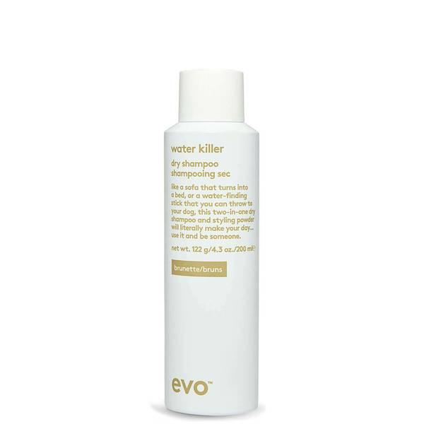evo Water Killer Dry Shampoo Brunette 200ml