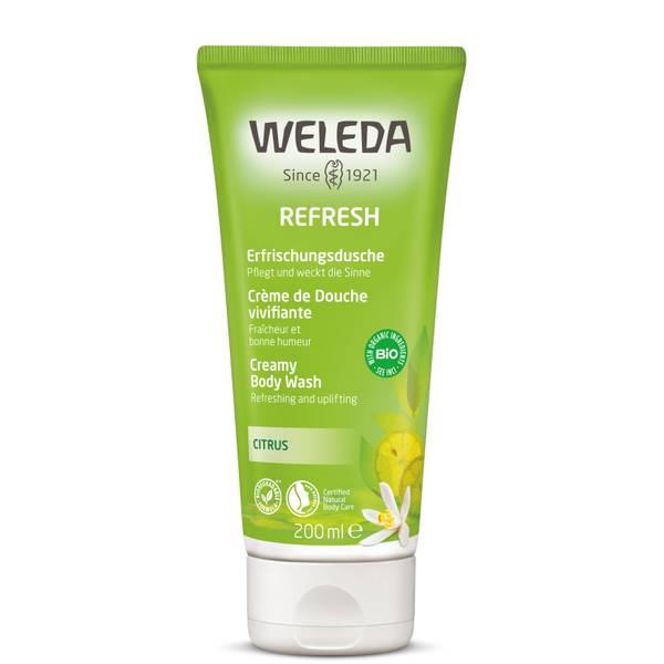WeledaCitrus Refresh Creamy Body Wash 200ml