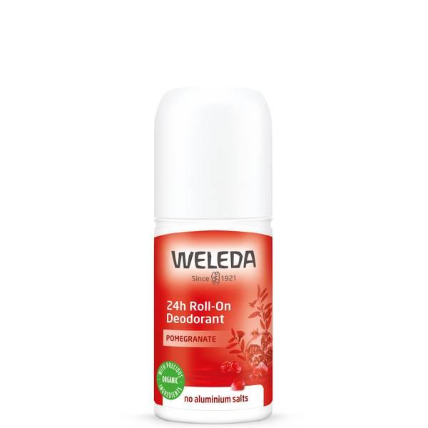 Weleda Pomegranate 24H Roll-on Deodorant 50ml