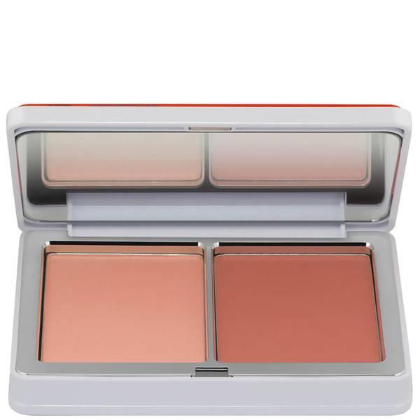 Natasha Denona Blush Duo Palette - 10 Sheer Peachy Nude 14g