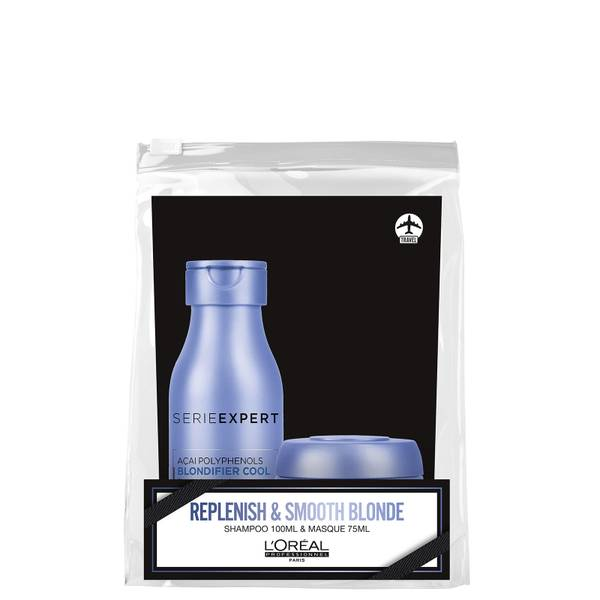 L'Oréal Professionnel Blondifier Cool Christmas Mini Set for Blonde or Highlighted Hair 175ml