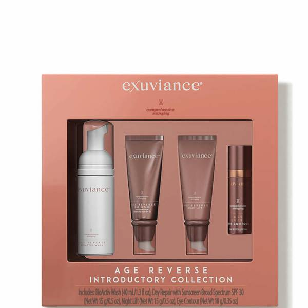 Exuviance AGE REVERSE Introductory Collection (Worth $109.00)