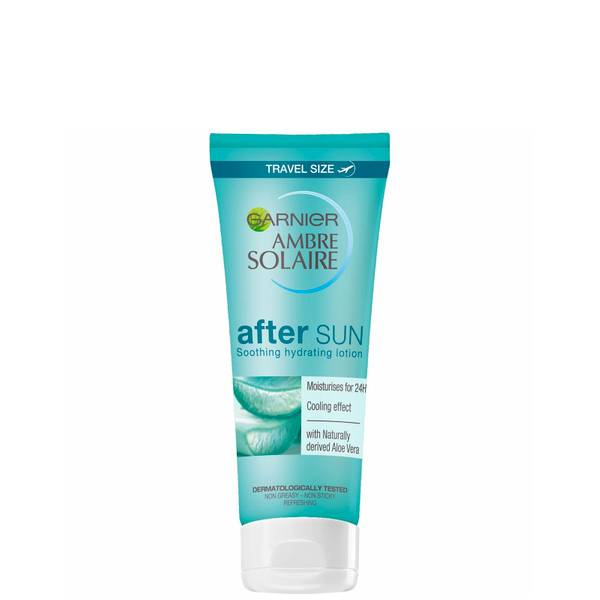 Lozione After Sun Hydrating Soothing Garnier Ambre Solaire 100ml