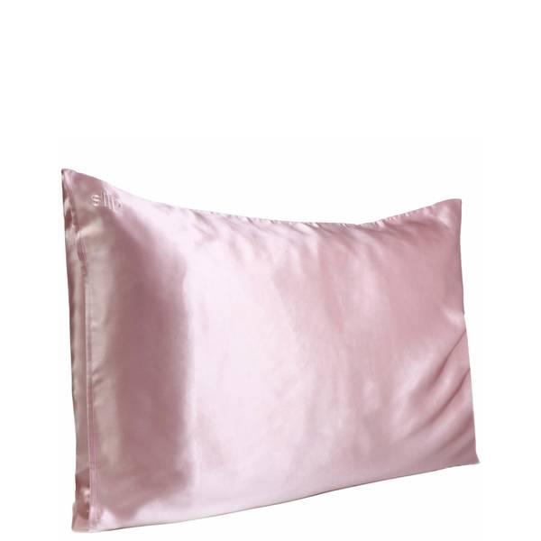 Slip Silk Pillowcase - Queen (Various Colours)