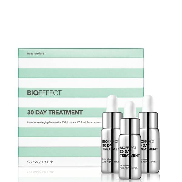 BIOEFFECT Total Transformation 30 Day Treatment 3 x 5ml