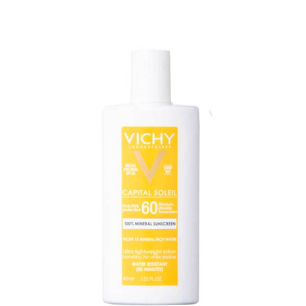 Vichy Capital Soleil Tinted Mineral Sunscreen for Face SPF 60 (1.52 fl. oz.)