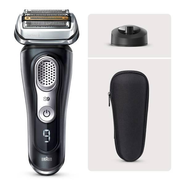 Braun Series 9 9340s Electric Shaver, Black