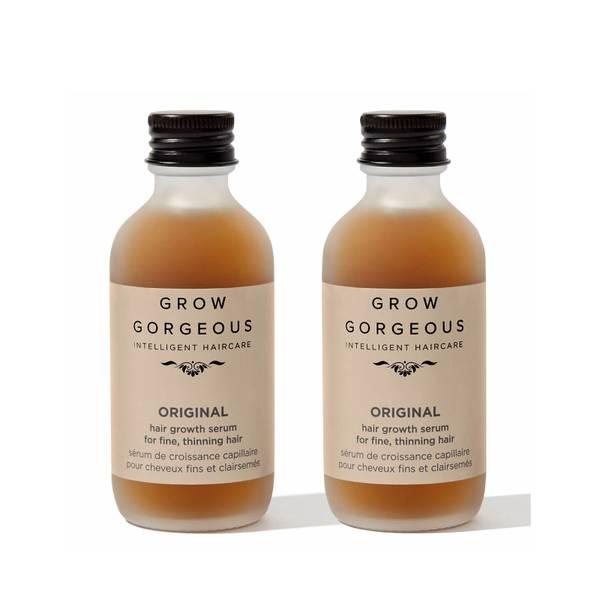 Grow Gorgeous Hair Growth Serum Original Duo 2 x 60ml