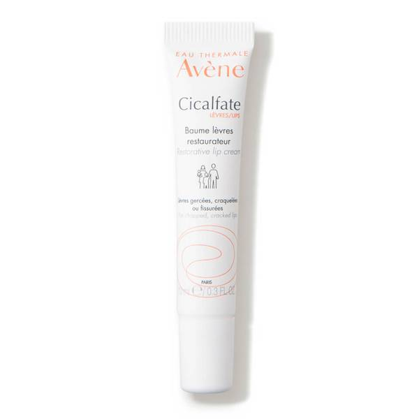 Avène Cicalfate Restorative Lip Cream for Chapped, Cracked Lips 10ml