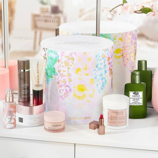 LOOKFANTASTIC Mother's Day Collection 2021 (Worth over £216)