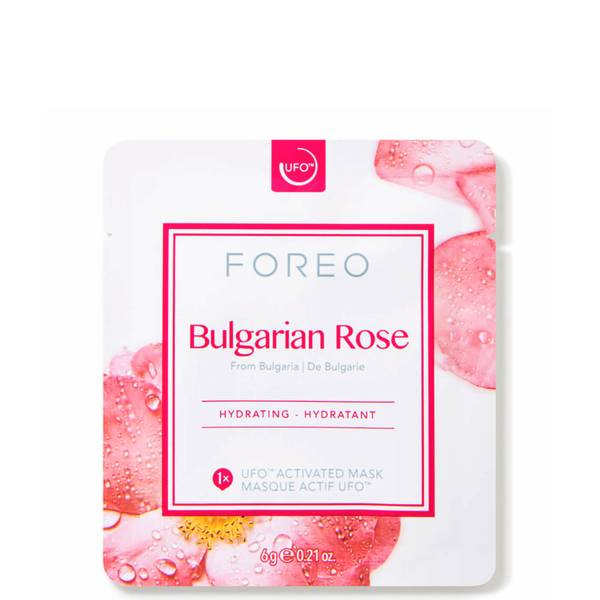 FOREO UFO Activated Masks - Bulgarian Rose (6 count)