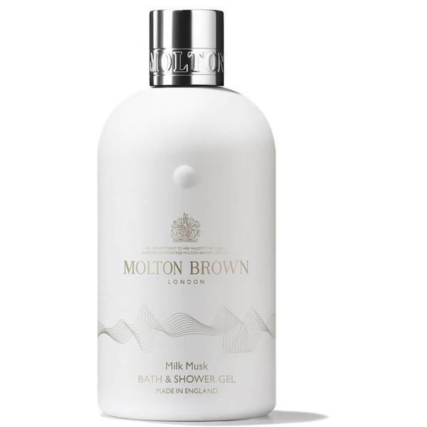 Molton Brown Milk Musk Bath and Shower Gel 300ml