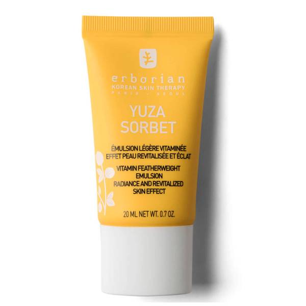 Yuza Sorbet - 20ml - Crema viso protettiva giorno
