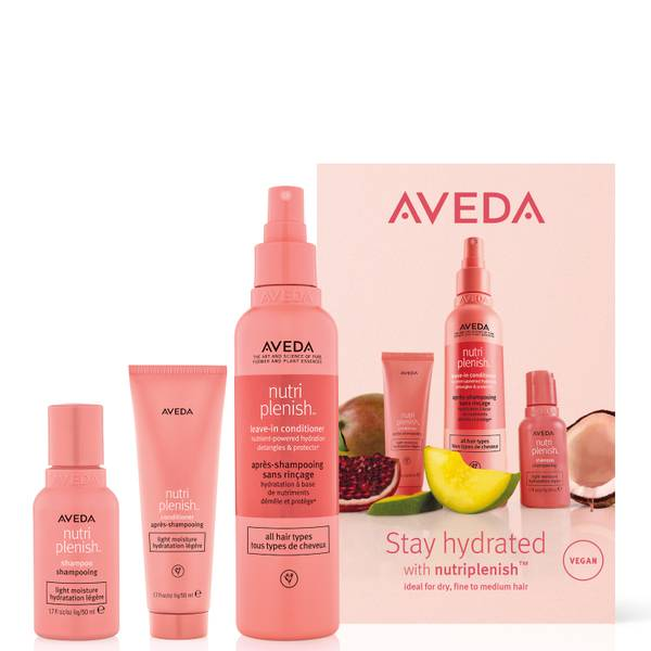 Aveda LOOKFANTASTIC Exclusive Stay Hydrated Set (Worth £45.50)