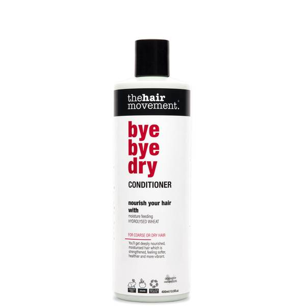 The Hair Movement Bye Bye Dry Conditioner 400ml