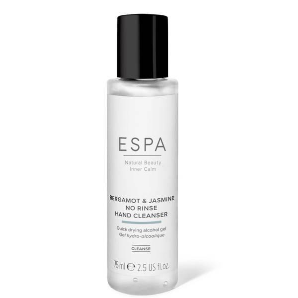 ESPA Bergamot & Jasmine No Rinse Hand Cleanser 75ml