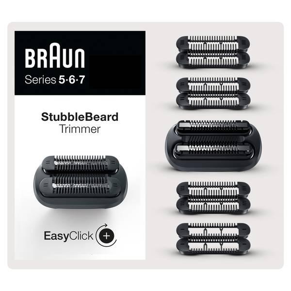 Braun EasyClick StubbleBeard Trimmer Attachment