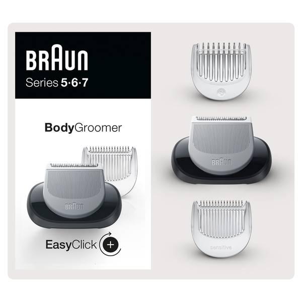 Braun EasyClick Body Groomer Attachment