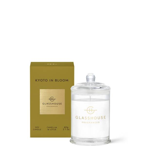 Glasshouse Kyoto in Bloom Candle 60g