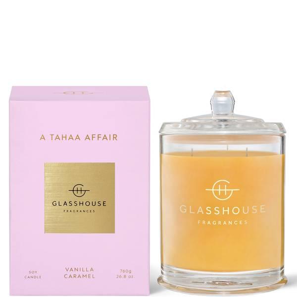 Glasshouse A Tahaa Affair Candle 760g