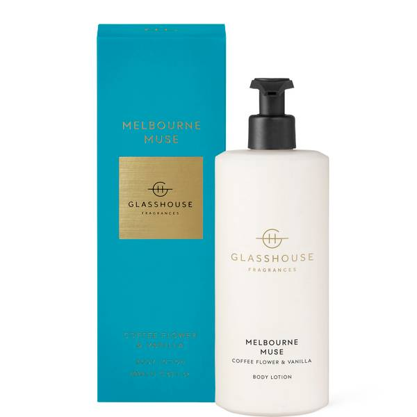 Glasshouse Melbourne Muse Body Lotion 400ml