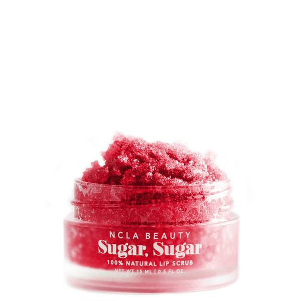 NCLA Beauty Sugar Sugar Red Roses Lip Scrub